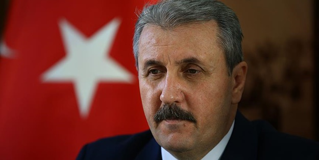 Mustafa Destici'den 1 Mayıs mesajı