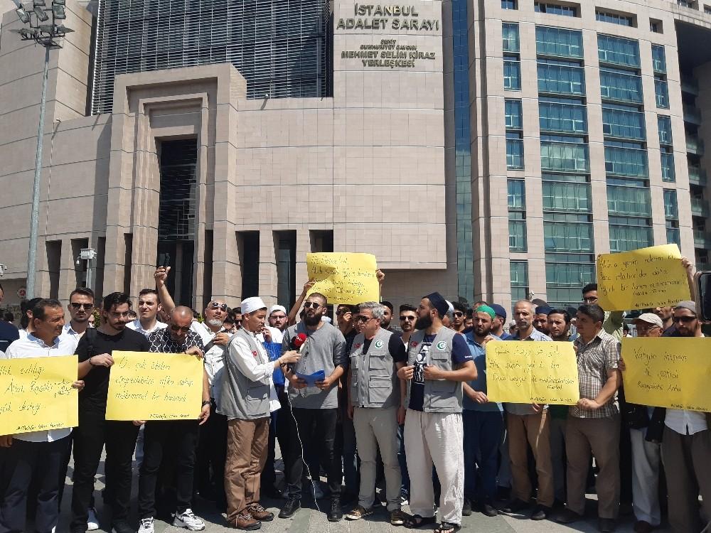 Mustafa İslamoğlu hakkında suç duyurusu