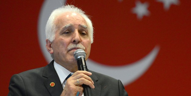 Mustafa Kamalak'tan Suriye çıkışı
