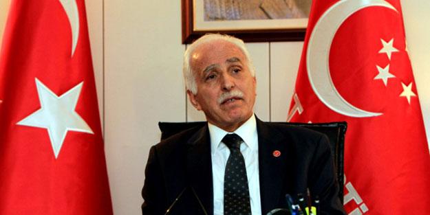 Mustafa Kamalak'tan Devlet Bahçeli açıklaması!