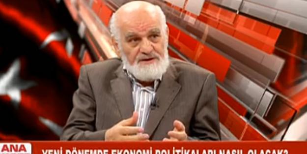 Mustafa Karahasanoğlu açıkladı...AK Parti'nin oy kaybındaki önemli ...