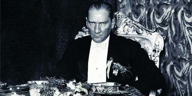 Mustafa Kemal Chp Mustafa Kemal Cumhurbaşkanı