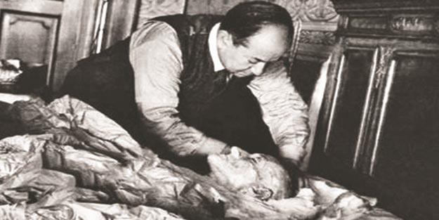 Mustafa Kemal'i onlar öldürmüş! 'Büyük Kurtuluş' diye anmışlar!