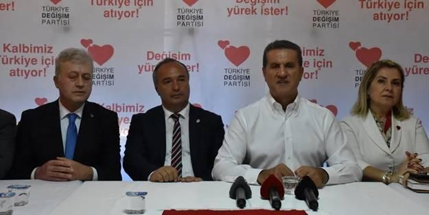 Mustafa Sarıgül konuşma yaparken bir anda fenalaştı