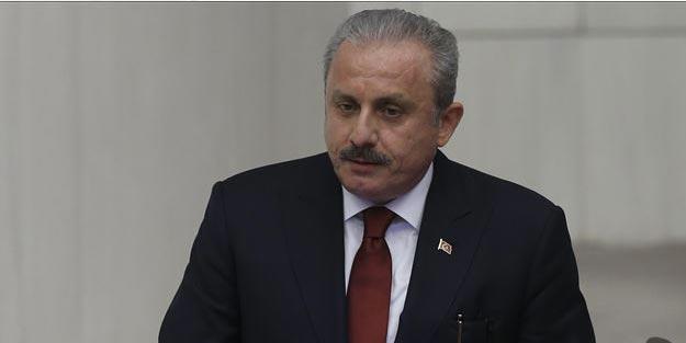 Mustafa Şentop kaç oyla Meclis Başkanı seçildi?