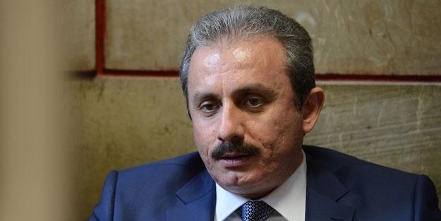 Mustafa Şentop: Son yıllarda yükselişini kaygıyla izlediğimiz bu durum...
