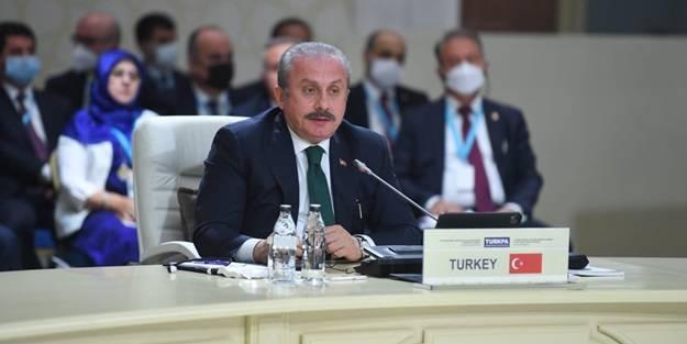 Mustafa Şentop, Türk cumhuriyetlerine FETÖ uyarısı