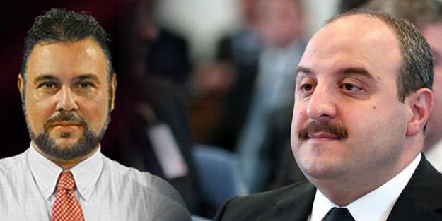 Mustafa Varank'tan Sözcü'nün provokatör yazarı Murat Muratoğlu'na sert cevap: Keşke tedavisi olsaydı