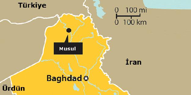 Musul'a kuşatma başladı Ninova Bekçileri o bölgede