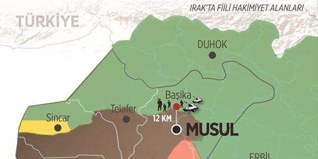 Musul'da felaketin boyutu artıyor! Haşdi Şabi'den sonra şimdi de onlar çıktı