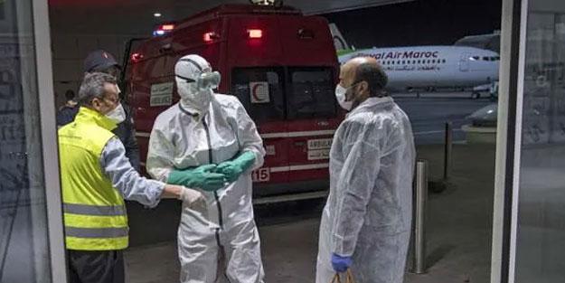 Mutasyonlu virüs Kuzey Afrika'da görüldü