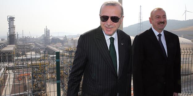 """Müttefikleri yüzünden savaş kaybeden ülkeden, """"gücüyle güç veren"""" Türkiye'ye!.."""