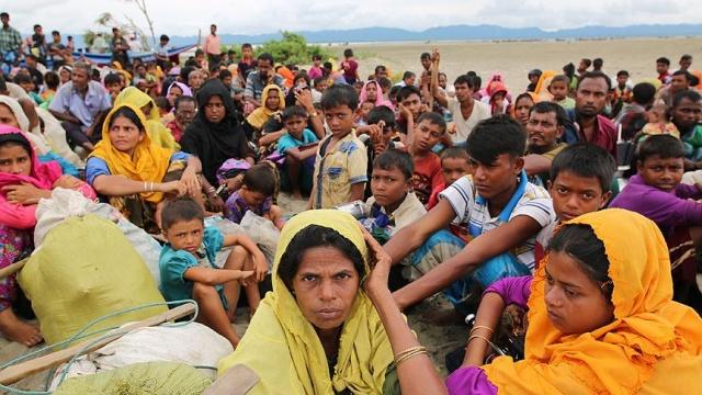 Myanmar Arakanlı Müslümanların geri dönüşü engelleniyor