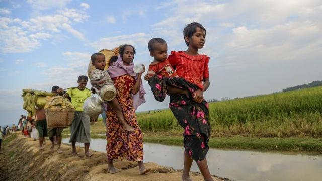 MYANMAR, BM HEYETİNİN ARAKAN'A ERİŞİMİNİ ENGELLEMEYİ DEVAM ETTİRİYOR