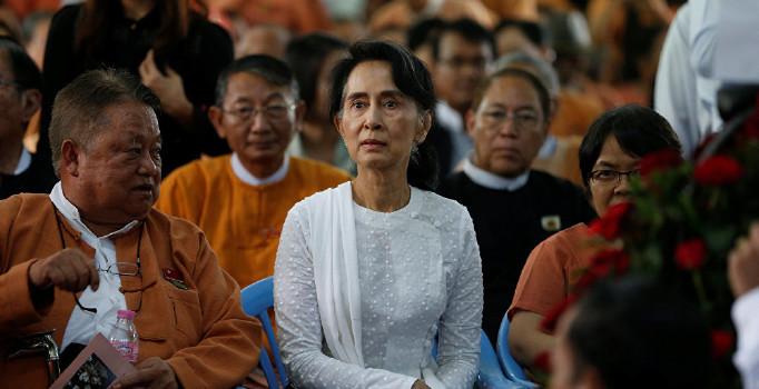 Myanmar liderinden Başbakan Yardımcısı'na eleştiri