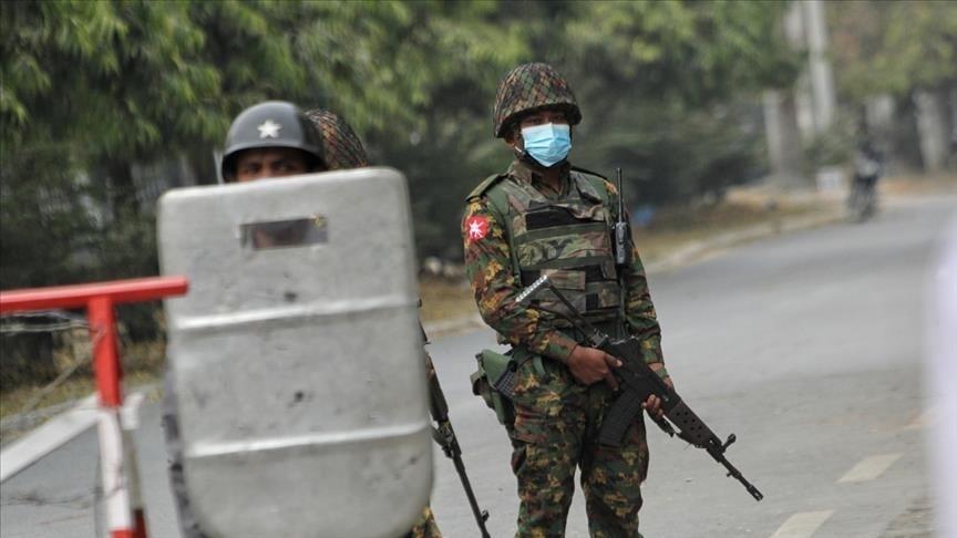 Myanmar'da etnik silahlı grubun, bir ayda Myanmar ordusundan 60 askeri öldürdüğü iddia edildi