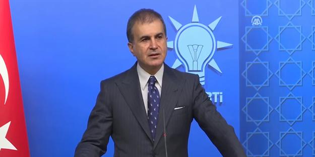 MYK Toplantısı sonrası AK Parti Sözcüsü Ömer Çelik'ten önemli açıklamalar!