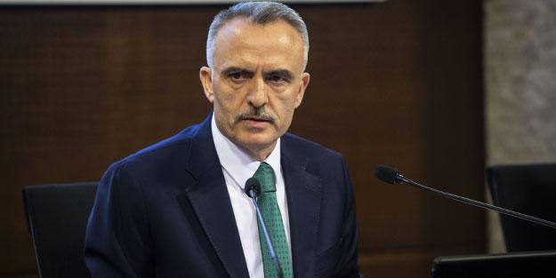 Naci Ağbal, 2020 büyüme hedefini açıkladı