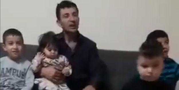 Nafaka mağduru isyan etti: 4 çocuğum var ve bir kadın için hayatımızdan bezdik