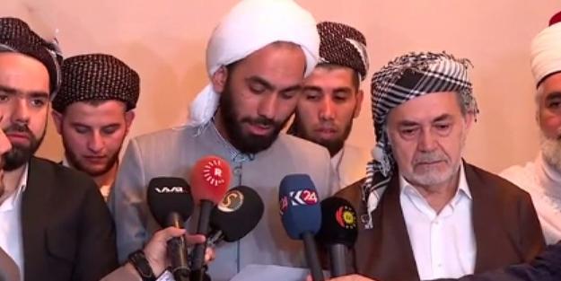 Nakşibendi Liderinden 'Kürdistan' açıklaması