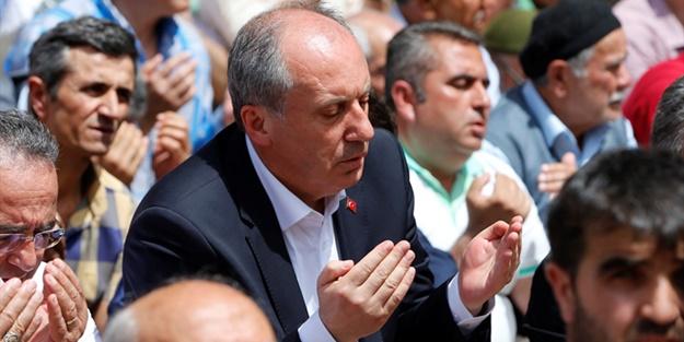 Namazını bırakma 'Hacı' Muharrem!