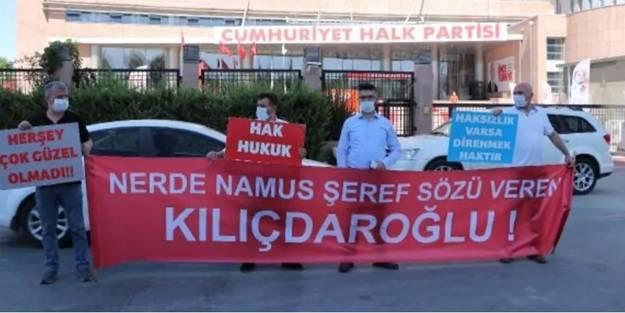 'Namus sözü' tutulmadı! CHP'li belediyelerde işçi kıyımı