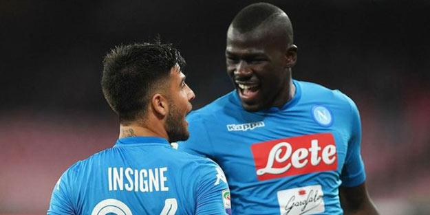 Napoli, Koulibaly için gelen 91 milyon poundluk teklifi reddetti