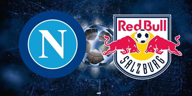 Napoli Salzburg maçı ne zaman saat kaçta hangi kanalda?