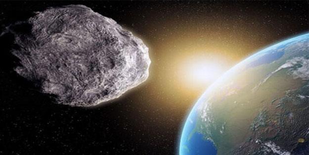 NASA açıkladı: Gökdelen büyüklüğünde bir asteroid dünyaya yaklaşıyor