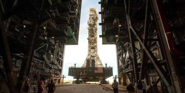 NASA Ay programı için 28 milyar dolarlık bütçe istiyor