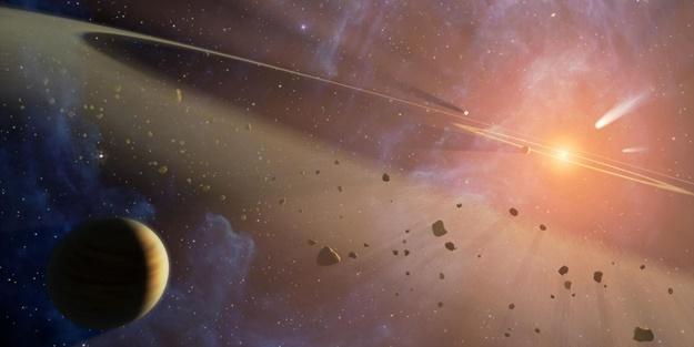 NASA doğruladı! Hızla dünyaya yaklaşıyor