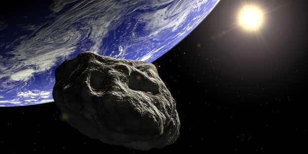 NASA duyurdu: 200 metre uzunluğunda bir asteroid dünyanın yakınından geçecek