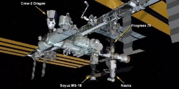 NASA duyurdu! Rus modülü ateşlendi