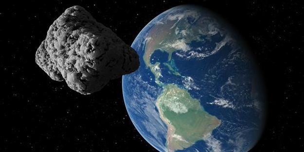 NASA ucuz kahramanlık peşinde: Dünyaya yaklaşan gök taşını roketle vuracağız