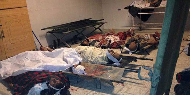 Nato, Afganistan'da hastane bombaladı
