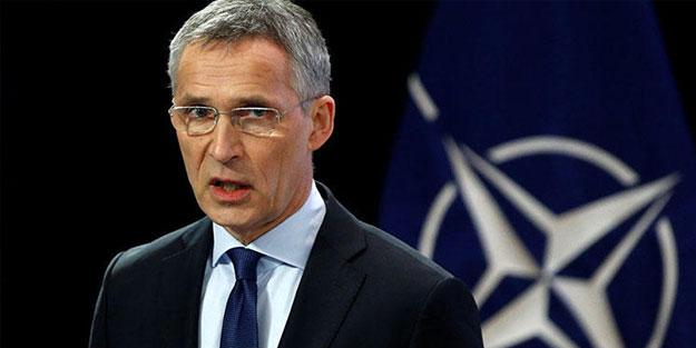 NATO Genel Sekreteri Jens Stoltenberg duyurdu: Türkiye bunu ilk kez kullandı