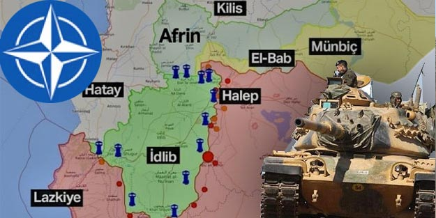 NATO İdlib'e müdahale edecek mi? NATO Antlaşması'nın 5. maddesi nedir?