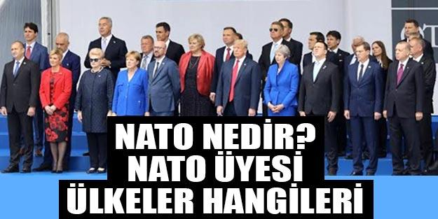 NATO nedir ne işe yarar? NATO üyesi ülkeler hangileri?