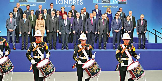 NATO zirvesine Türkiye damgası