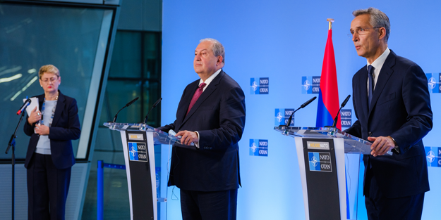 NATO'dan Dağlık Karabağ açıklaması: Taraf değiliz