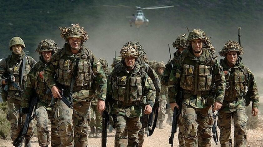 NATO'dan Irak hamlesi