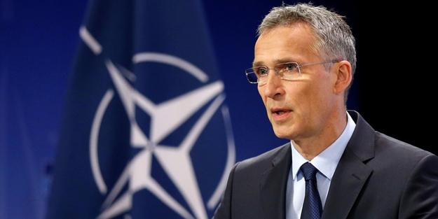 NATO'dan Türkiye açıklaması: Haritaya bakmak yeterli