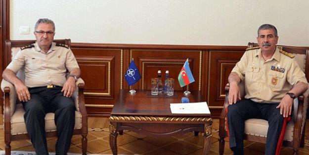 NATO'nun Türk komutanından kritik Azerbaycan teması