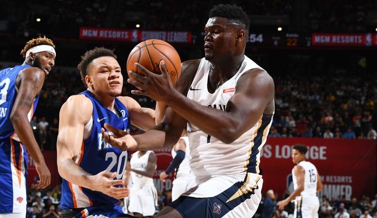NBA Draftı'nın 1 numarası Zion Williamson sakatlandı