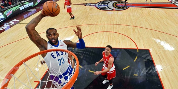 NBA maçlarına sanal gerçeklik teknolojisi