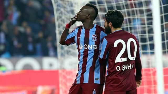 N'Doye'dan Galatasaray'a: Buranın aslanı benim