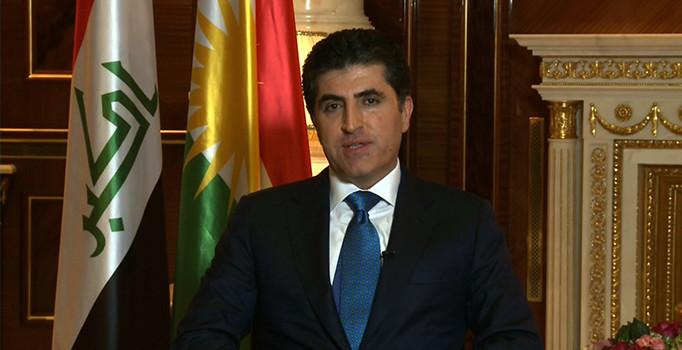 Neçirvan Barzani'den Irak mesajı: Herkes üzerine düşeni yapsın