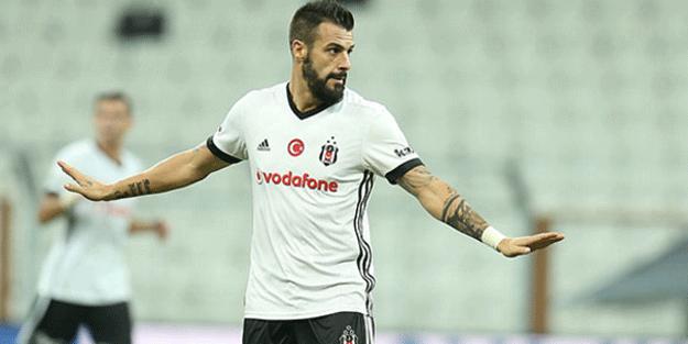 Beşiktaş'tan El Nasr'a takımına transfer olan Alvaro Negredo, Beşiktaş'a teşekkür mesajı yayınladı.