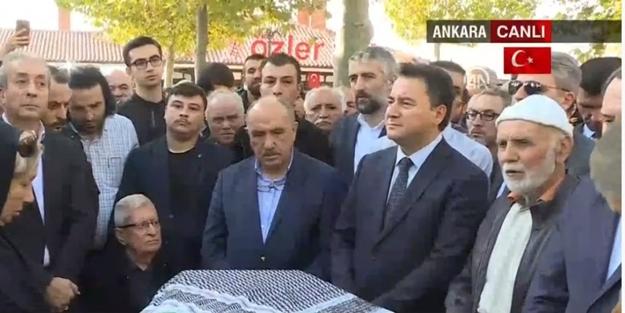 Merak konusu olmuştu, Ali Babacan ortaya çıktı