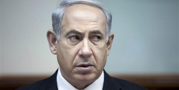 Netanyahu ağzından kaçırdı!